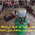 طريقة تحويل  قنينة غاز فارغة الى ضاغط هواء صامت او كومبروسر باستخدام موتور ثلاجة قديم