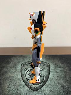 Robot魂 Eva 初號機 本體