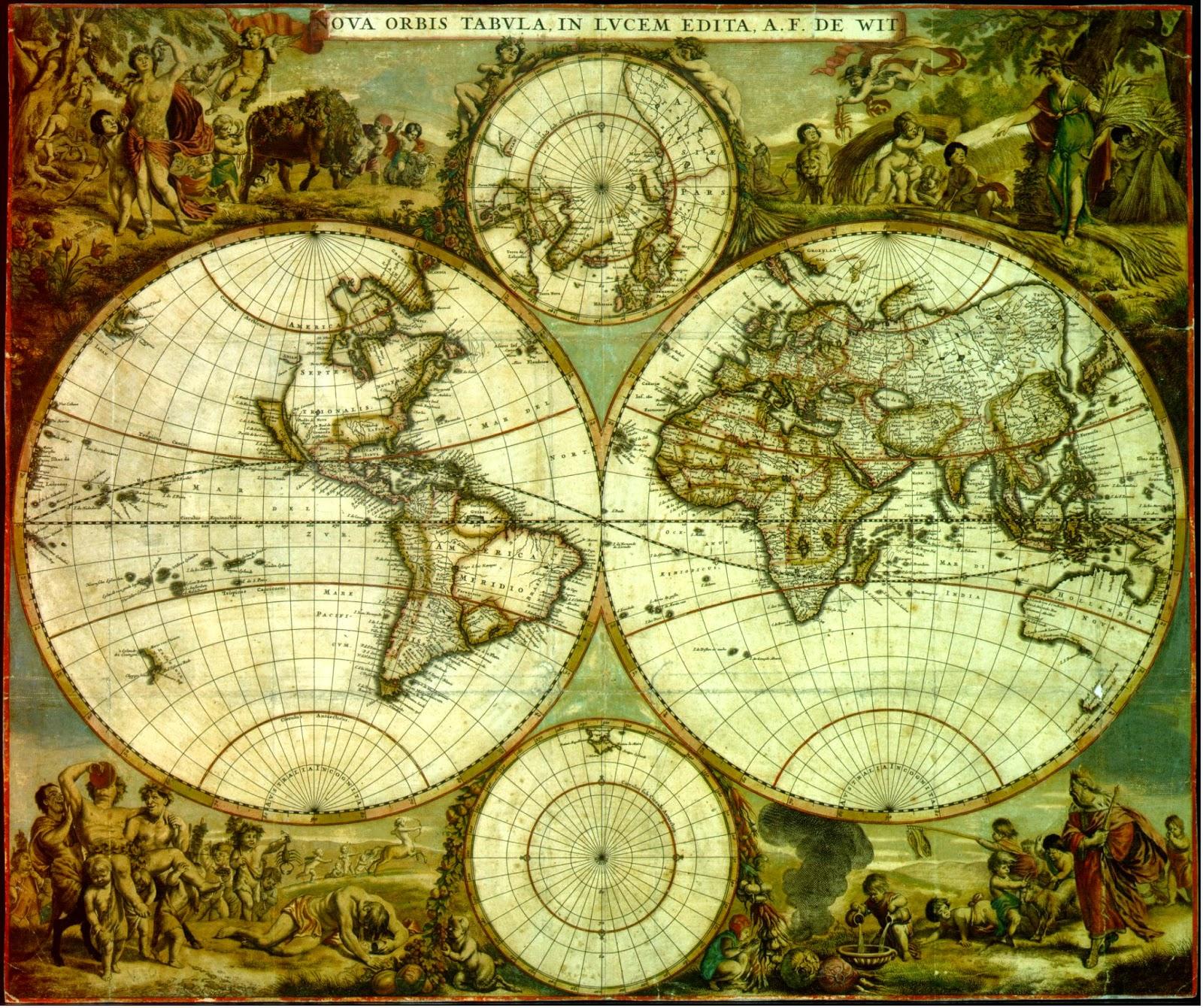 Explorações Geográficas