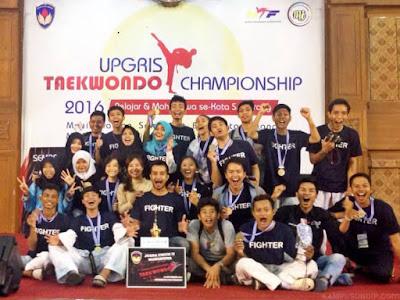 UPGRIS Taekwondo Championship 2016