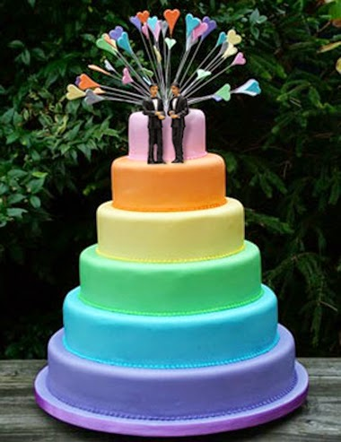 Christian Love in an Age of Gay Wedding Cakes ~ Blog in My Own Eye