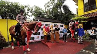 Deklarasi Keraton Kesotoan Nusantara Di Soto Seger Boyolali HJ Amanah, Lebak Bulus, Senin 3 Februari 2020