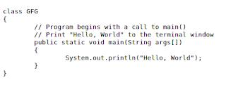 penggunaan tag pre pada html