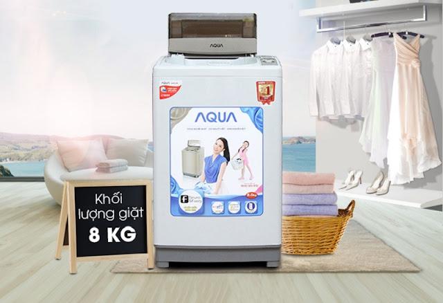 Máy giặt AQUA AQW-S80KT