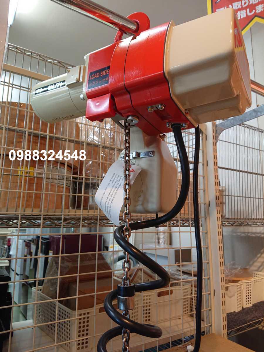 palang điện xích Kito EDC06SV 60kg