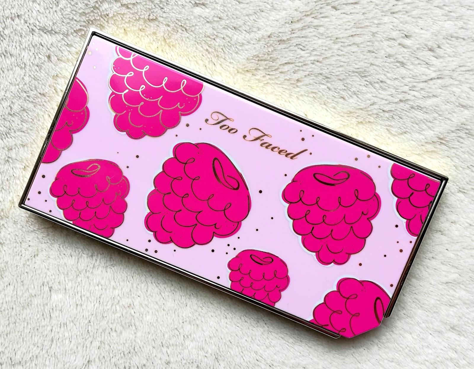 Palette Razzle Dazzle Berry de TOO FACED (make up)