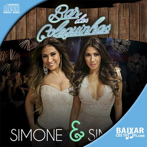 CD Simone e Simaria - Bar das Coleguinhas (2015)