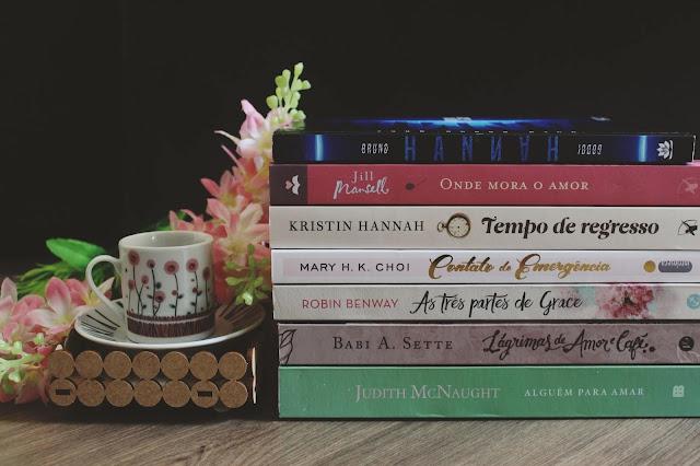 livros recebidos