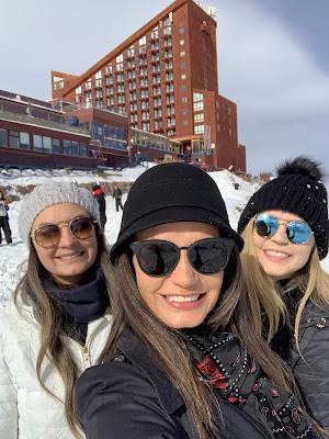 Neve, Valle Nevado, Farellones,