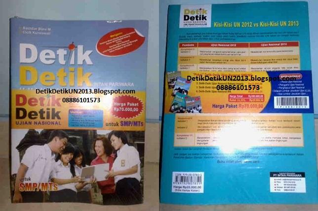 Detik Detik UN 2014-2015 | SD, SMP, SMA Intan Pariwara