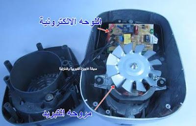 اصلاح الخلاط الكهربائي
