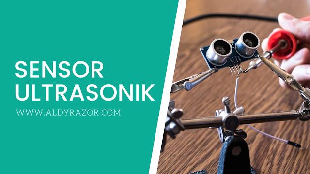 Sensor Ultrasonik Arduino