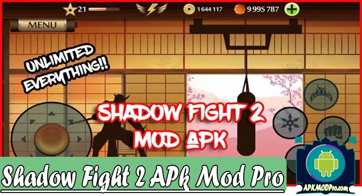 Shadow Fight 2 v2.2.1 (MOD Unlimited Money) Apk Mod Pro Terbaru 2020