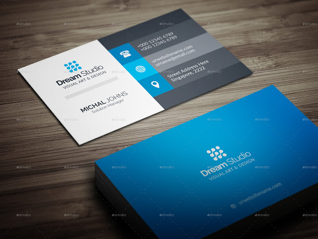 Business card templates for 2019 list update24 national news studio business cards reheart Choice Image