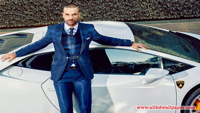 Indian Crickete Shikhar Dhawan Images