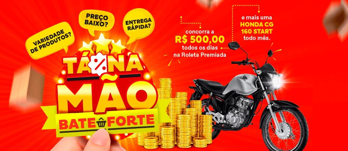 Promoção Atacado Bate Forte Tá na Mão 2021