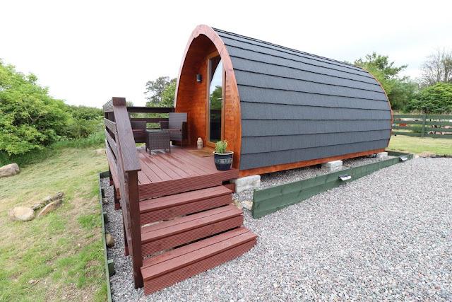 Alojamiento en el sur de Skye, Escocia