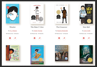 TeachingBooks Offers Resources That Bring Books to Life