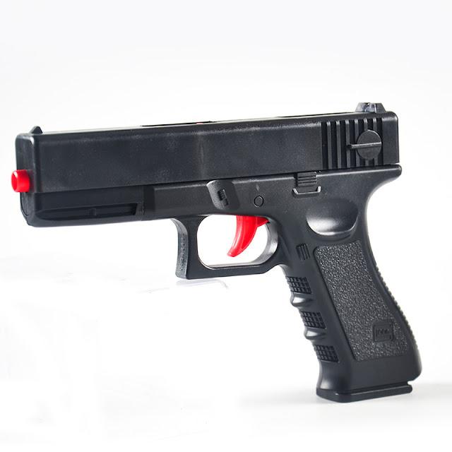 Súng lục đạn thạch G18 lên đạn bắn từng viên_3