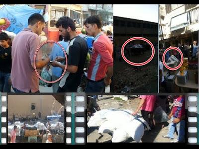 بالوثائق المرئية ... ثوار تهريب الطحين ببستان القصر خلال سنوات ثورة تعفيش حلب Sddefault