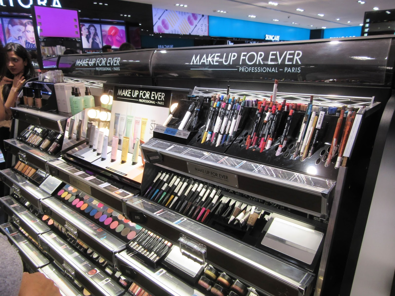 Sephora Store Launch Event in Bangalore | Brands Available & Other ...