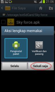 Cara Mudah Install Game Android Yang Ada Data Obb nya di Android