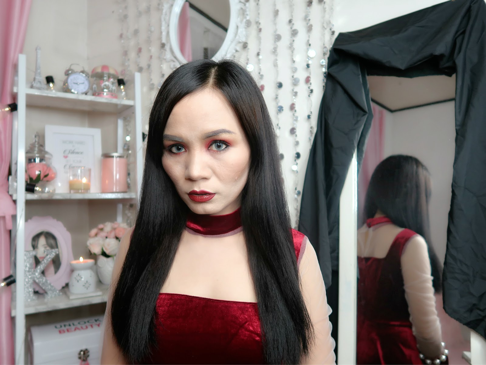 Real Asian Beauty: MY CREEPY GHOST STORIES!!! | Halloween 2018