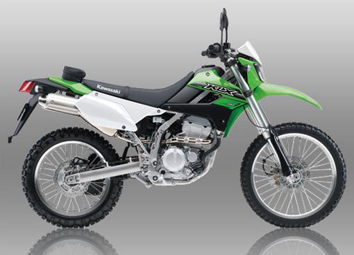 Spesifikasi dan Harga Kawasaki KLX 250 Terbaru