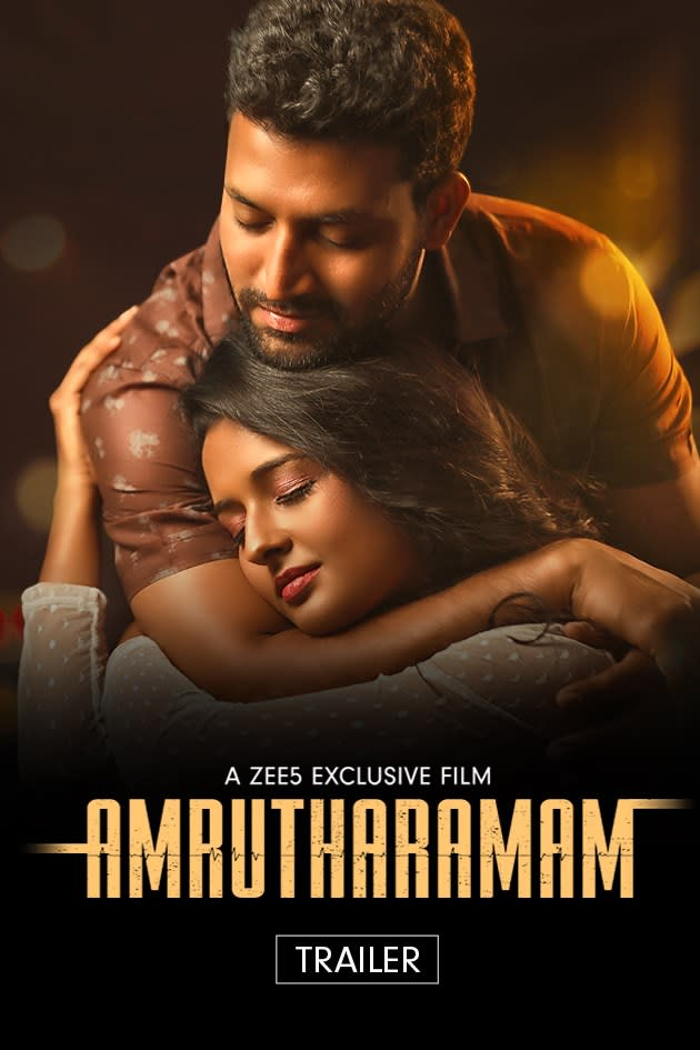 Amrutha Ramam (2020) Arabic Subtitles 720p HDRip 700MB [in Telugu]