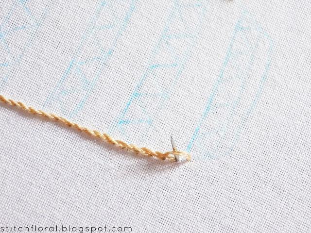 stem stitching