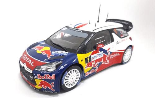 WRC collection 1:24 salvat españa, Citroën DS3 WRC 1:24