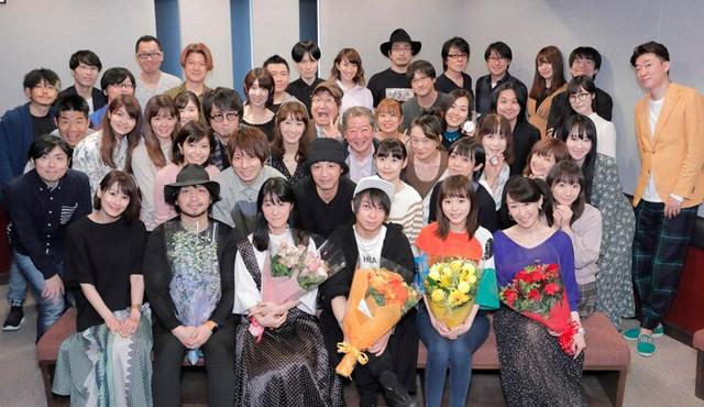 Seiyuus y equipo de producción del anime Fairy Tail