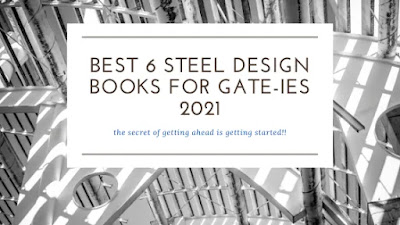 Best-6-Steel-Design-Books-For-Gate-Ies-2021