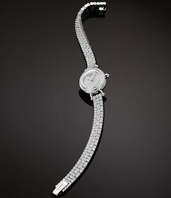 Hermès Faubourg Joaillerie Watch