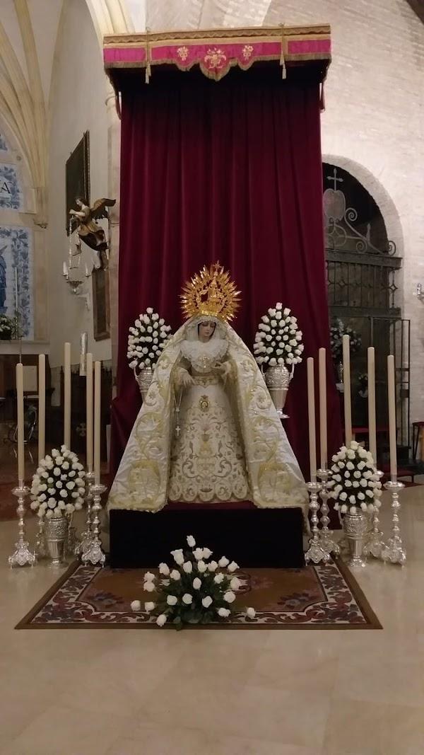 La Reina de los Apóstoles ya está en Córdoba