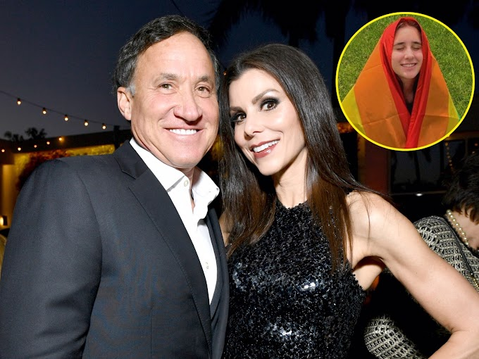 Heather And Terry Dubrow's 16-Year-Old Daughter Max Comes Out As Bisexual!