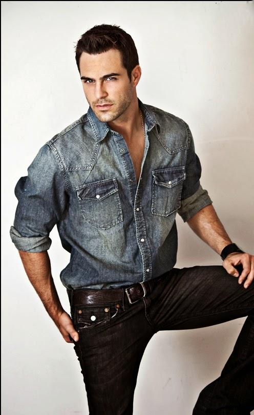 Male Model Street Marco Dapper