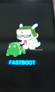 Xiaomi Mi A3 Fastboot Mode