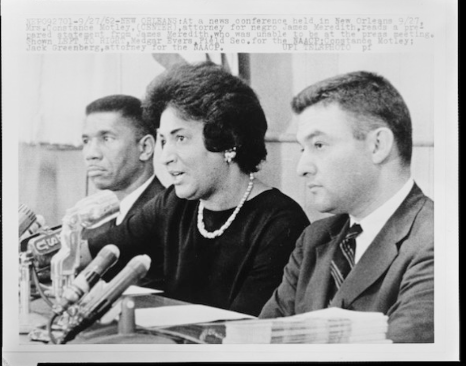 constance baker motley a biography Constance baker motley, constance baker ford's book is more than a general biography of the woman who would become the first african-american female united.