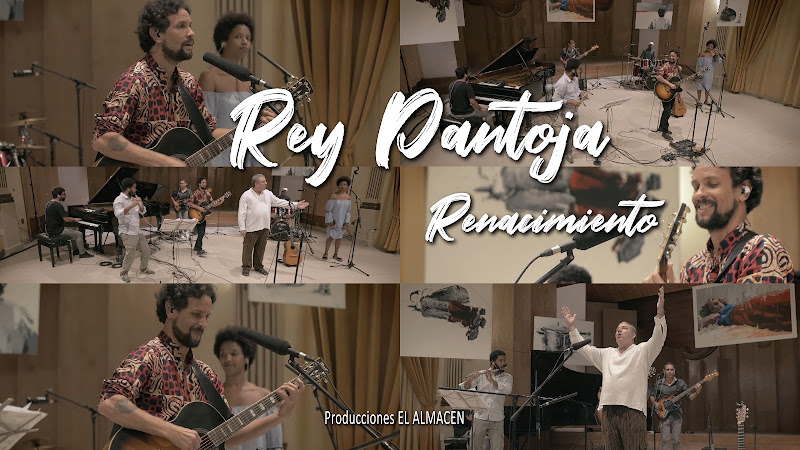 Rey Pantoja - ¨Renacimiento¨ - Videoclip - Producciones El Almacén. Portal Del Vídeo Clip Cubano