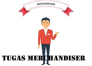 Tugas Merchandiser