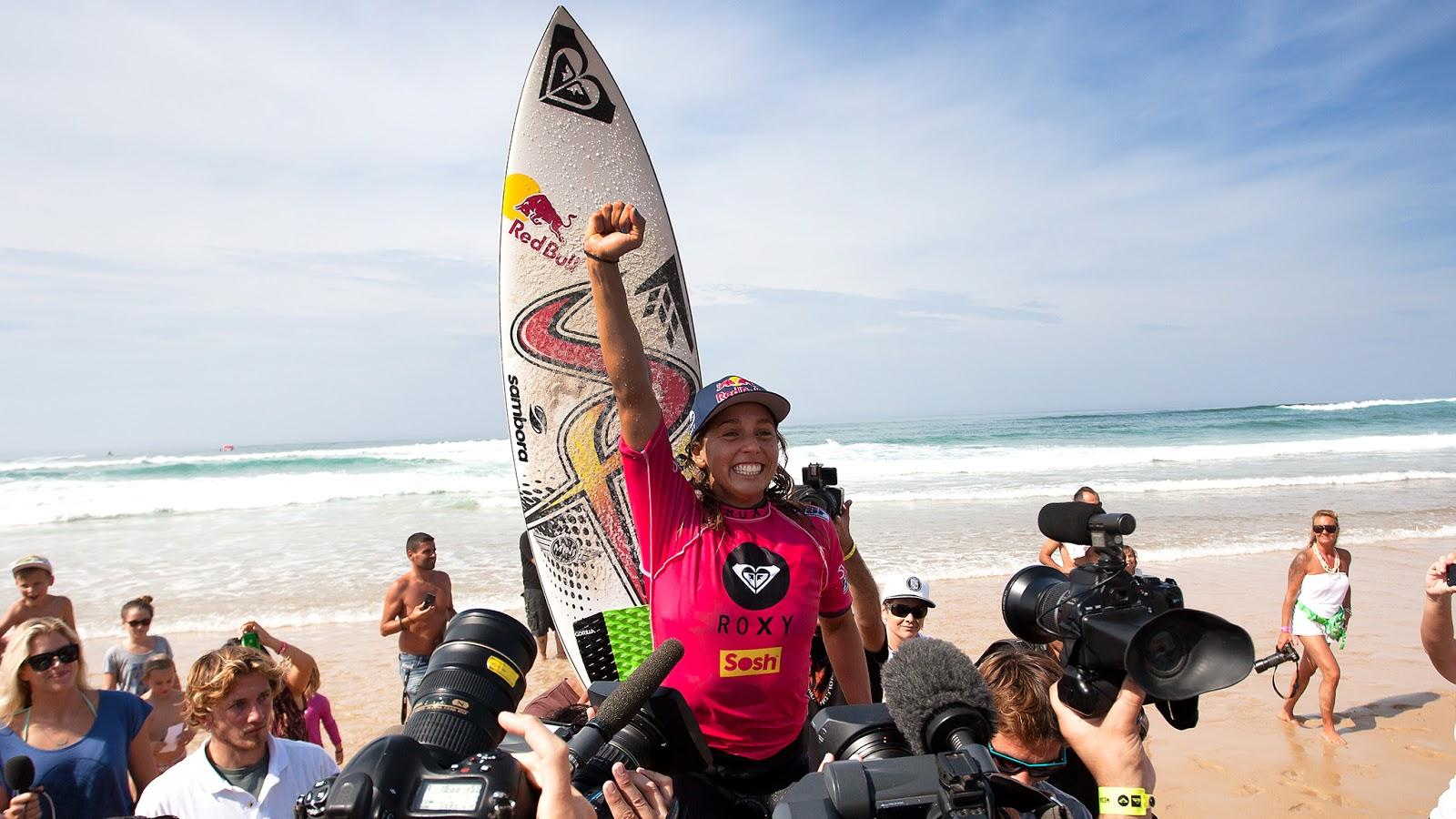 Sally Fitzgibbons Austrailian Surfer Wide Hd Wallpape Qhd