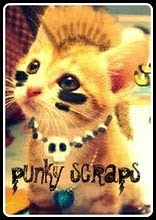 Past Designer for Punky Scraps