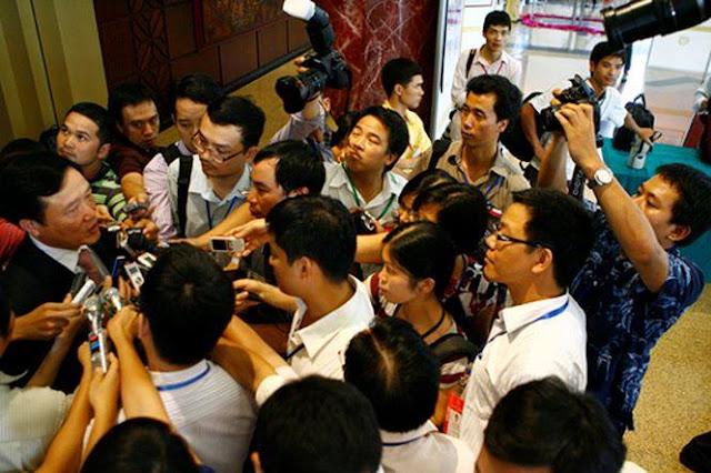 Hoạt động báo chí tại Quốc hội
