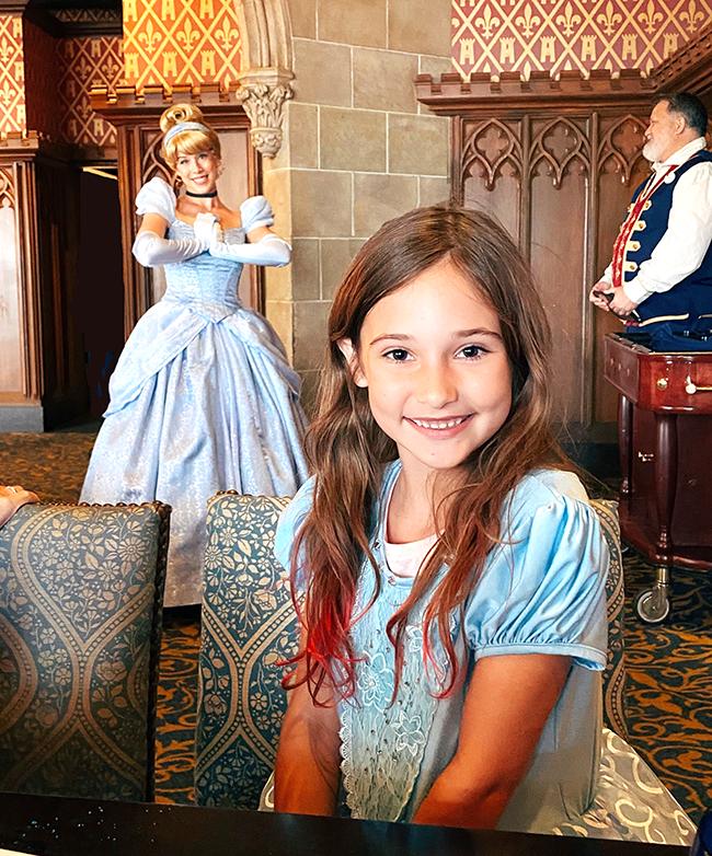Cinderella's Royal Table Restaurant