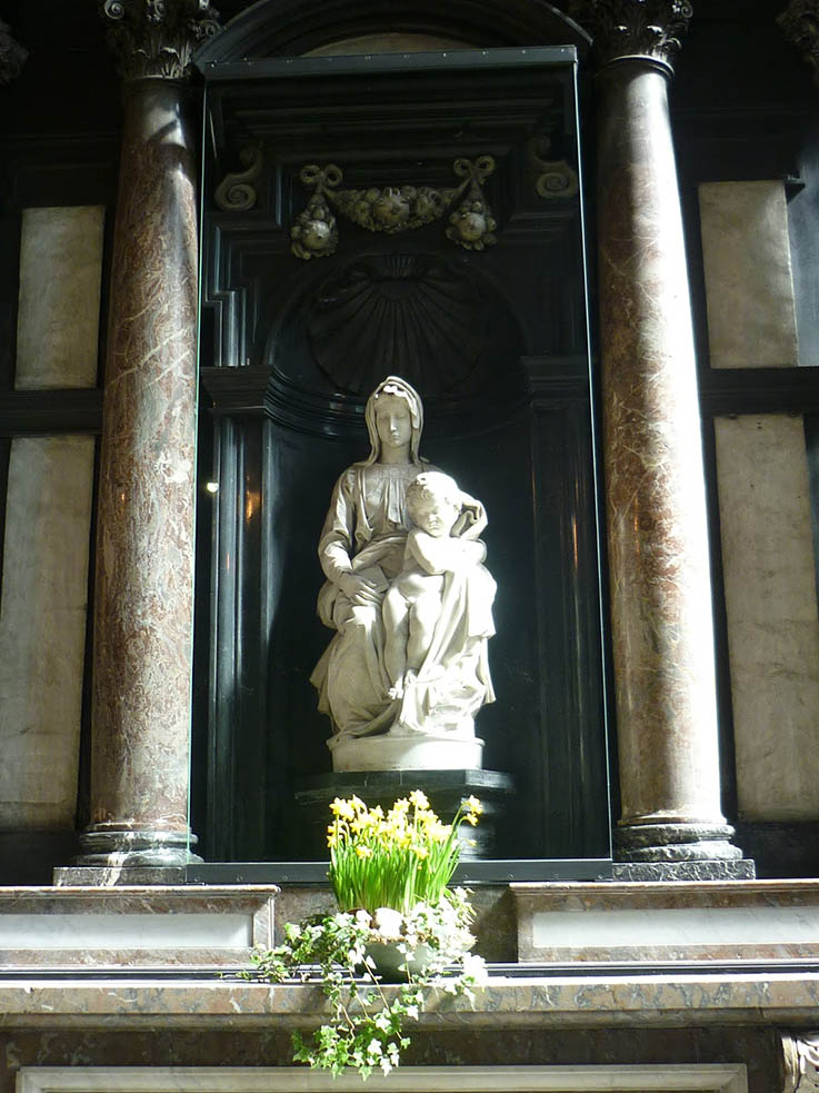 Quali sono le più importanti opere di Michelangelo