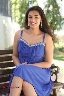 Actress Prasanna Stills in Blue Short Dress at Inkenti Nuvve Cheppu Movie Platinum Disc Function  0122.JPG
