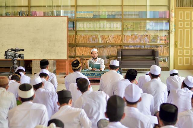 Mahasantri Ma'had Aly Ikuti Kajian Ilmu Faraidh