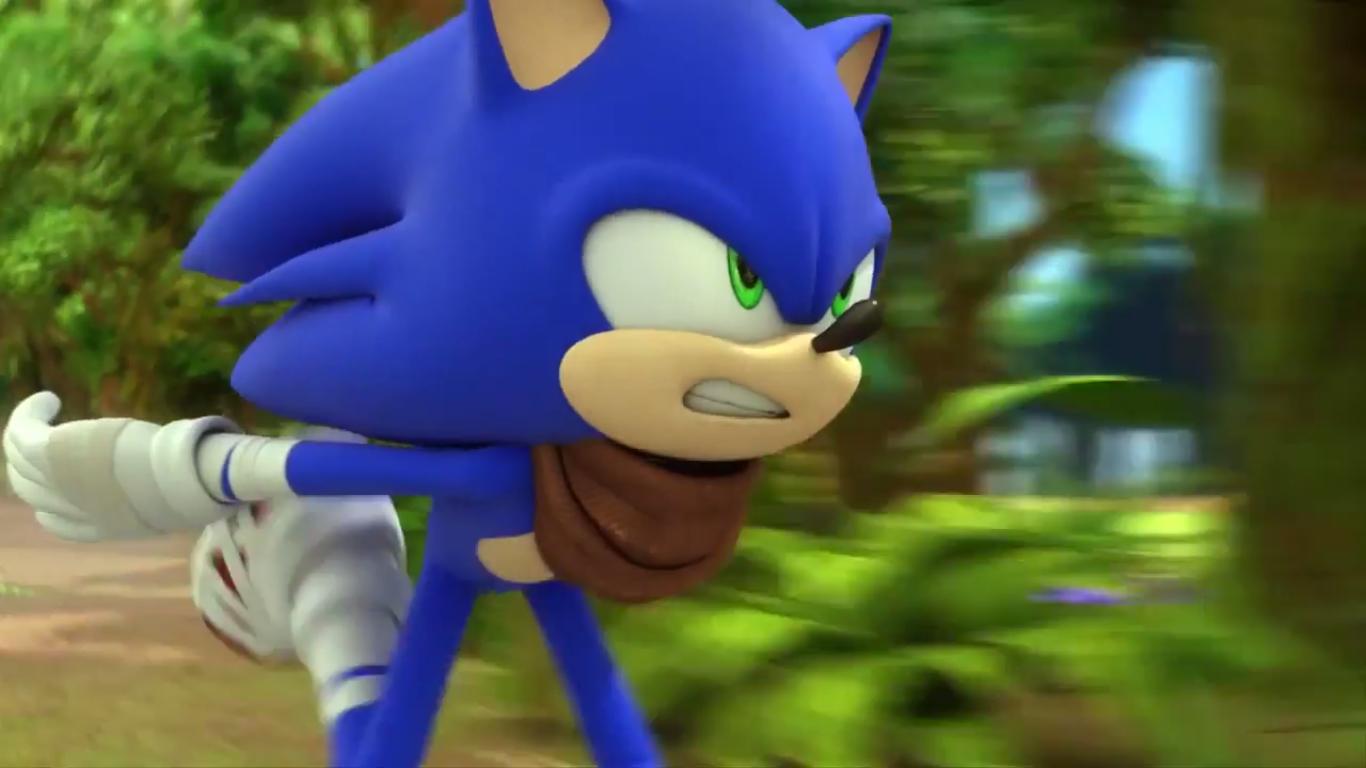 Fracasso De Sonic Boom Rise Of Lyric Wii U Aconteceu