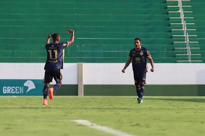 Artilheiro do Goianão, Alex Henrique valoriza período de treinamentos na Aparecidense antes das quartas contra o Goiás